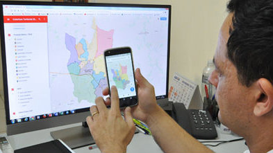 CRAS podem ser encontrados no Maps