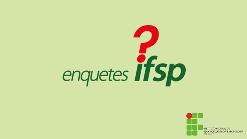 Pesquisa Instituto Federal de São Paulo