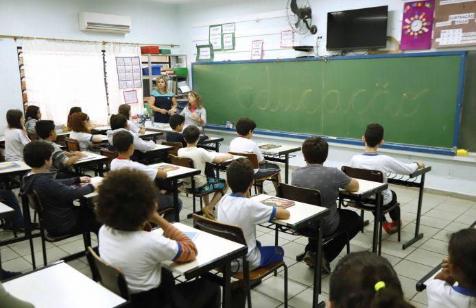 Matrículas podem ser feitas em qualquer escola municipal